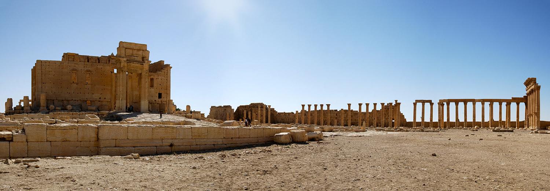 Palmyre, sanctuaire de Bêl