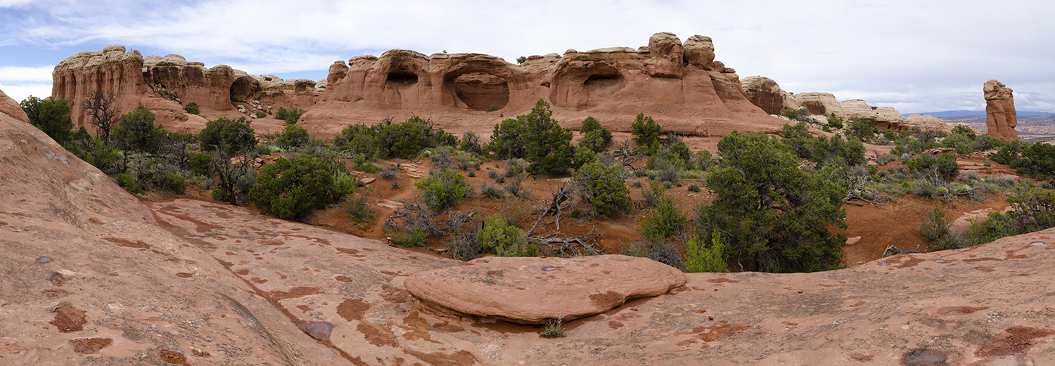 Arches N.P., Tapestry Arch