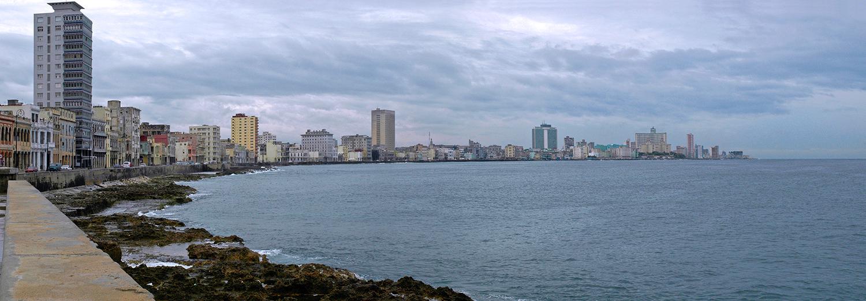 La Havane, Malecon