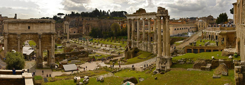 Rome, Forum de la Paix