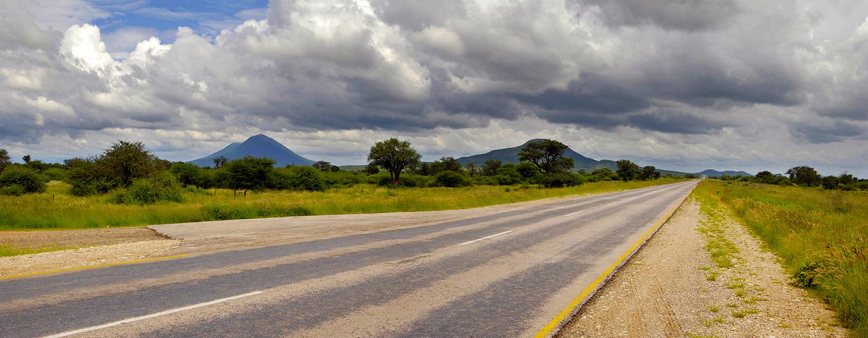 Entre Windhoek et Waterberg