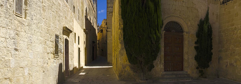 Mdina, forteresse