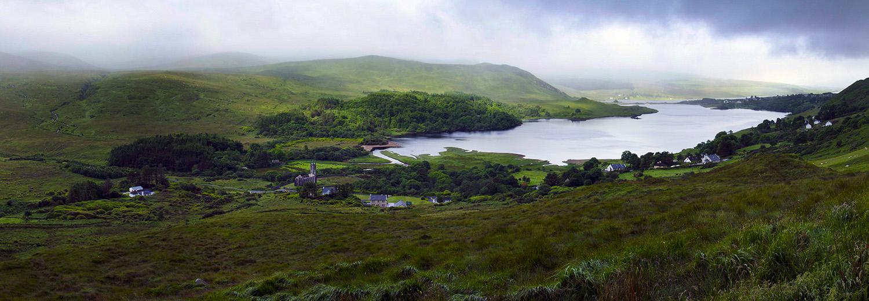 Comté de Donegal, Dunlewey Lough
