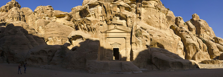 Beidha, Little Petra