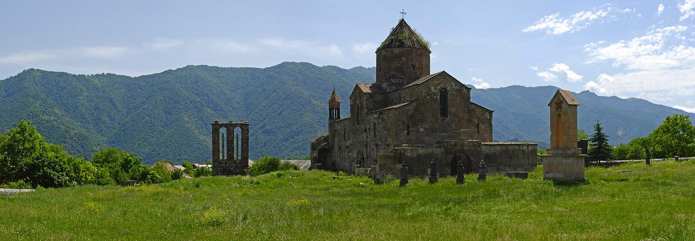 Odzoun, église du 6e siècle