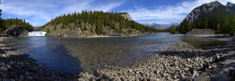 Alberta, Banff (cascade Bow)