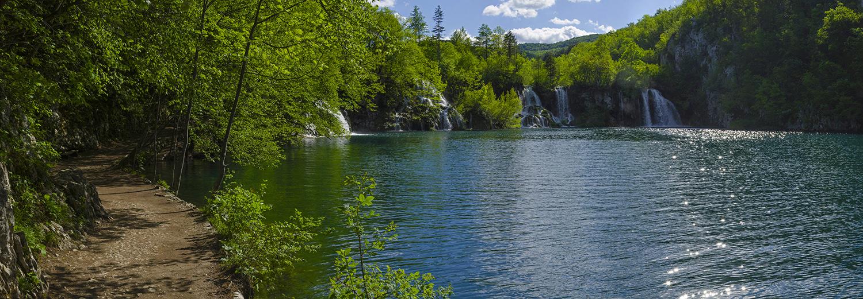 Croatie, parc national des lacs de Plitvice