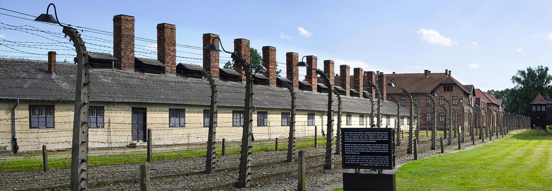 Oswiecim, camp d'Auschwitz