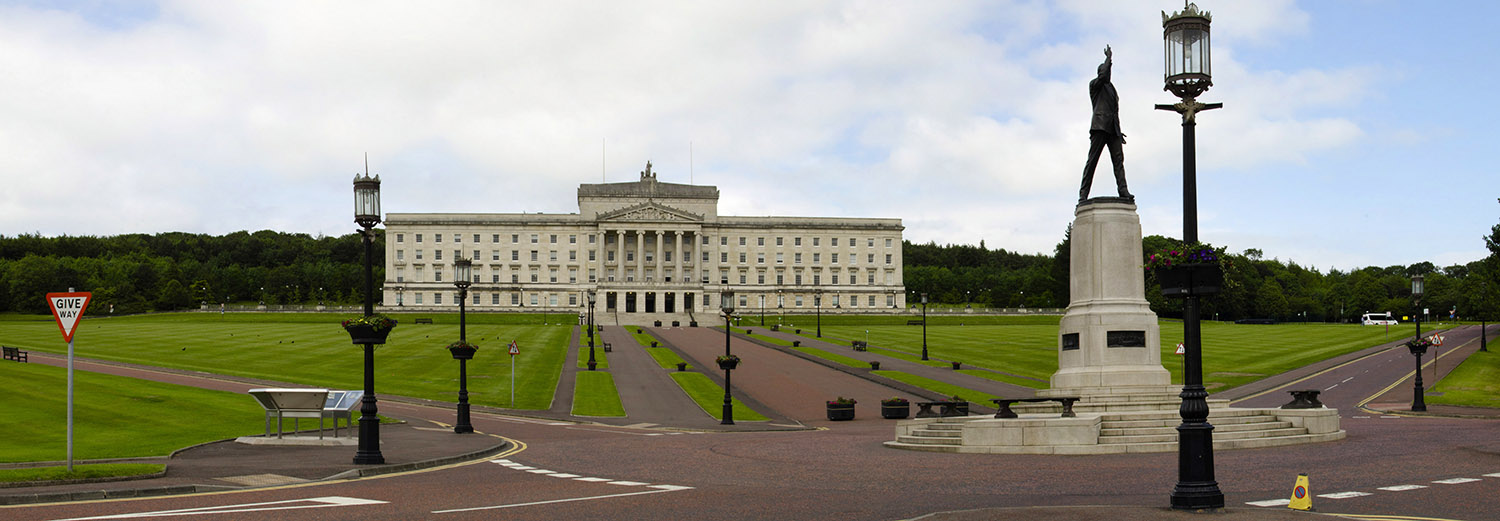 Ulster - Belfast, le Parlement