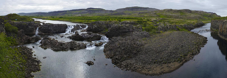 Bifrost, cascade Glanni