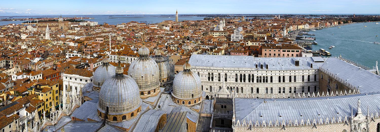 Venise, San Marco (vue Est)