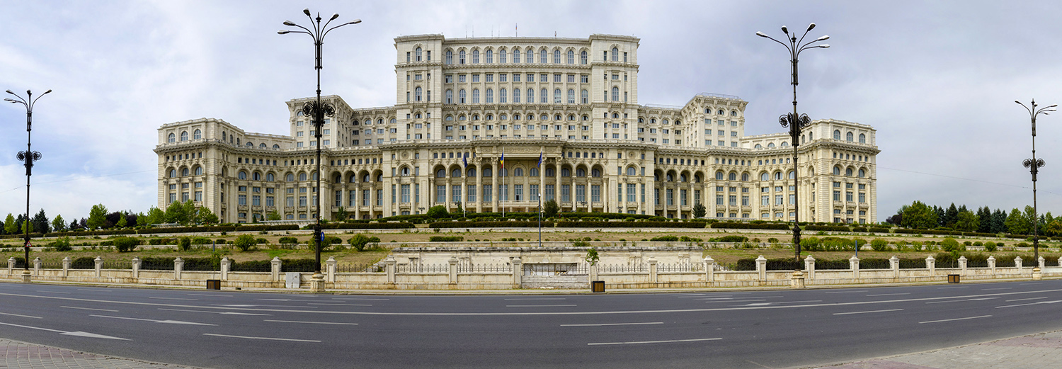 Roumanie, Bucarest (Parlement)