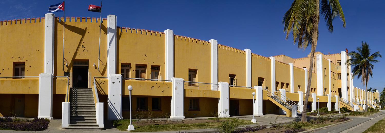 Santiago de Cuba, cuartel Moncada