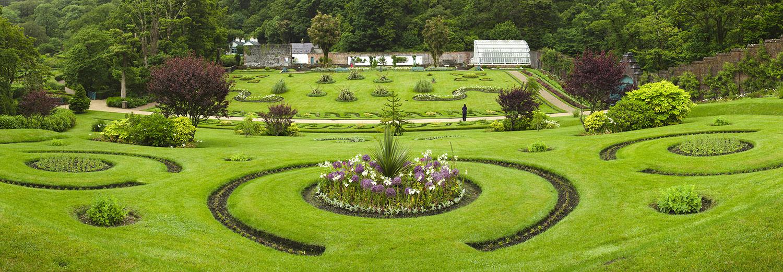 Letterfrack, Kylemore Abbey (Victorian Walled Garden)