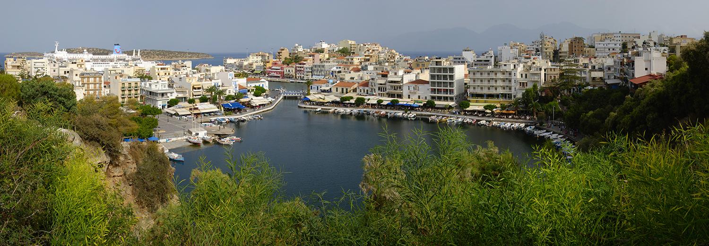 Crète, Agios Nilolaos