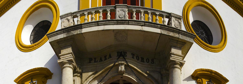 Séville, plaza de toros de la Maestranza