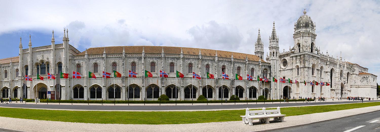 Belém, Mosteiro dos Jeronimos