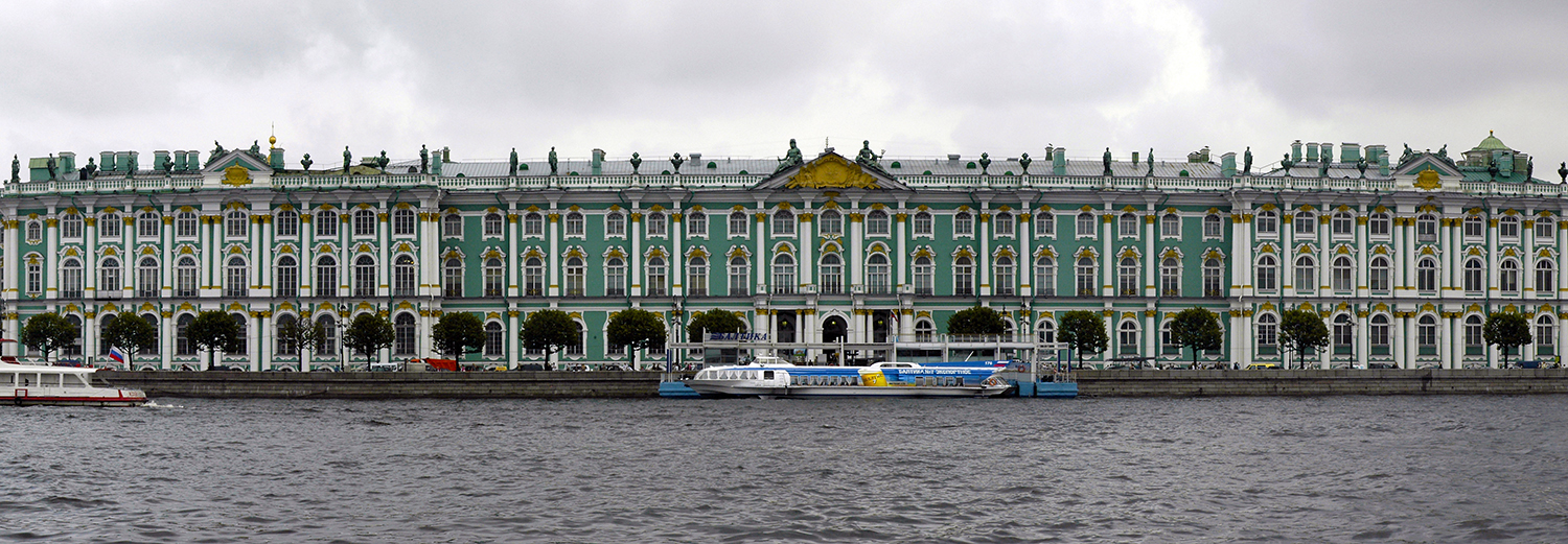 Saint Petersbourg, Hermitage
