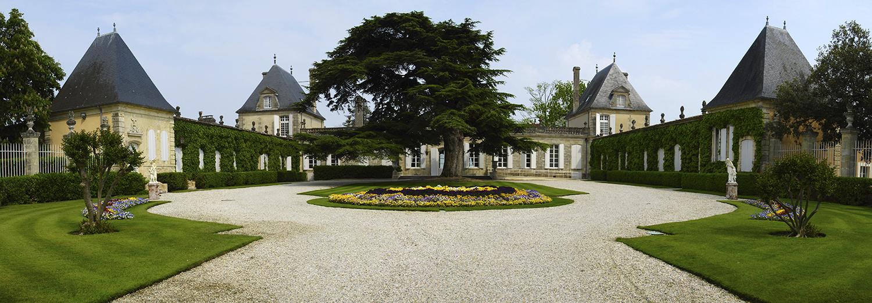 Saint-Julien-Beychevelle, château Beychevelle