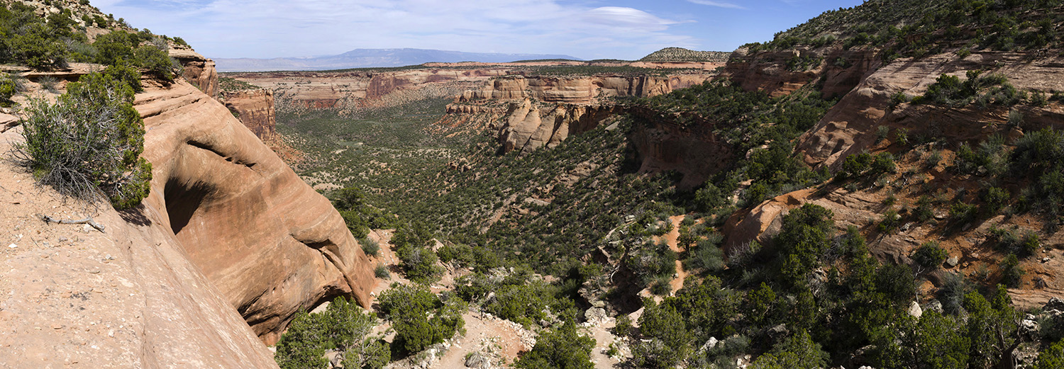 Colorado National Monument, Monument Canyon
