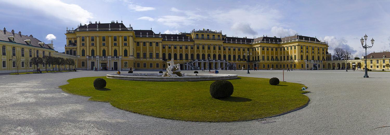 Vienne, château de Schönbrunn