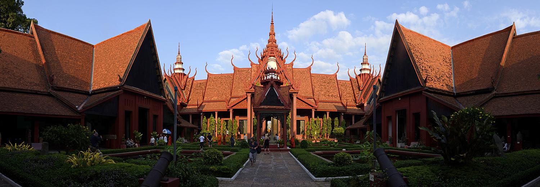 Phnom Penh, musée national