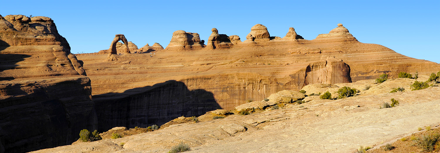 Arches N.P., Delicate Arch