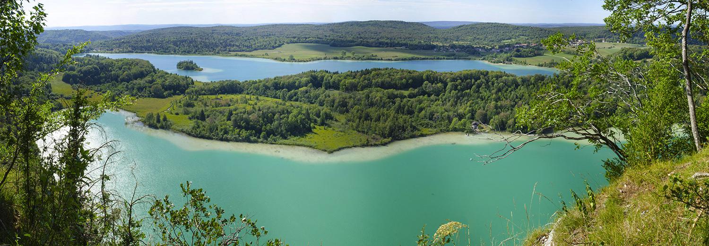 Chaux-du-Dombief - Belvédère des 3 lacs