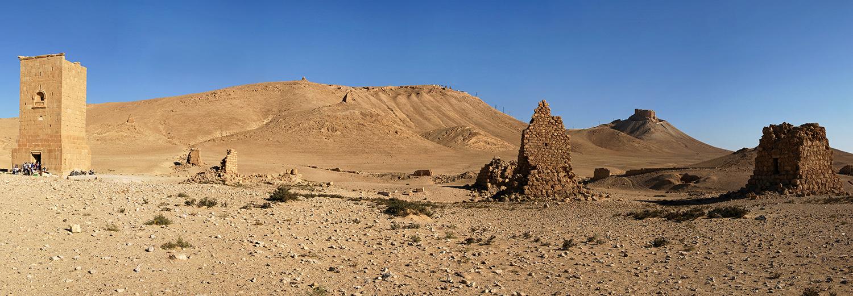 Palmyre, tombeau d'Elahbel