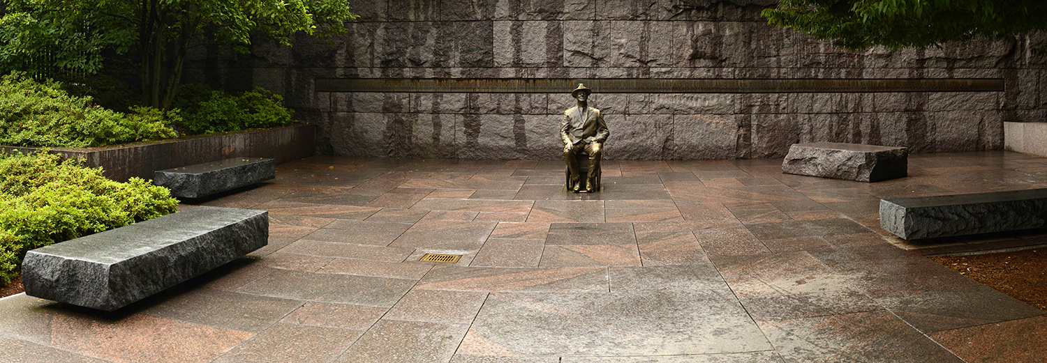 Washington, Franklin D. Roosevelt Memorial