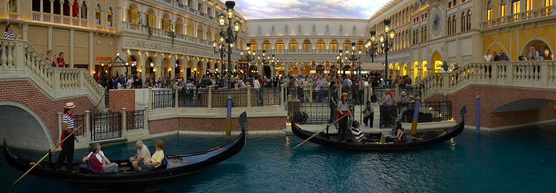 Las Vegas, hôtel Venetian