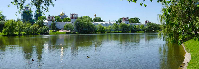 Moscou, couvent Novodevichiy