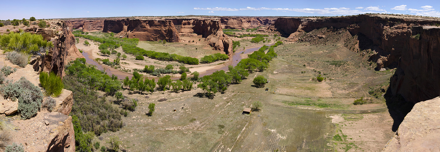 Canyon de Chelly, Tsegi Overlook