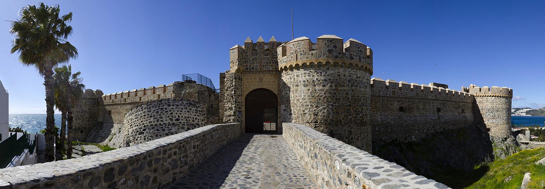 Almunecar, Castillo de San Miguel