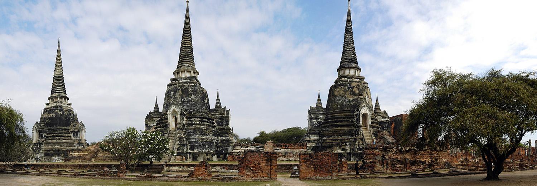 Ayutthaya Sri Satchanalai