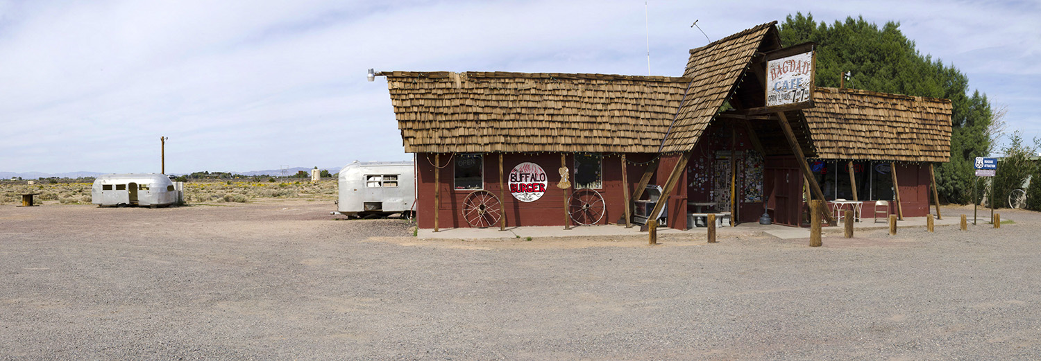 Route 66, Bagdad Cafe