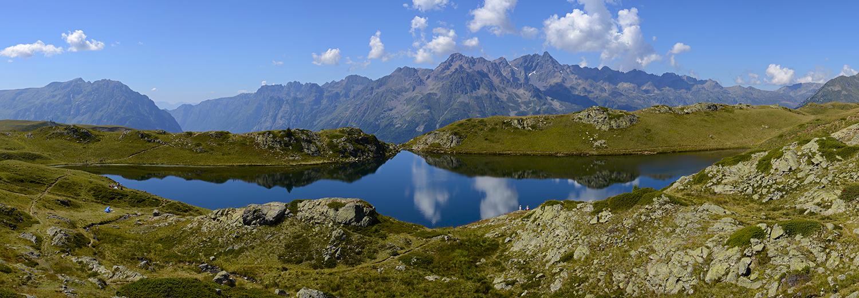 Alpe d'Huez, lac Noir