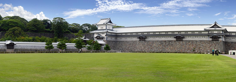 Kanazawa, le château