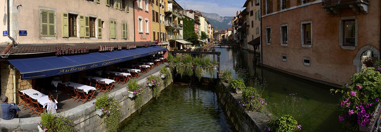 Haute-Savoie, Annecy (la vieille ville)