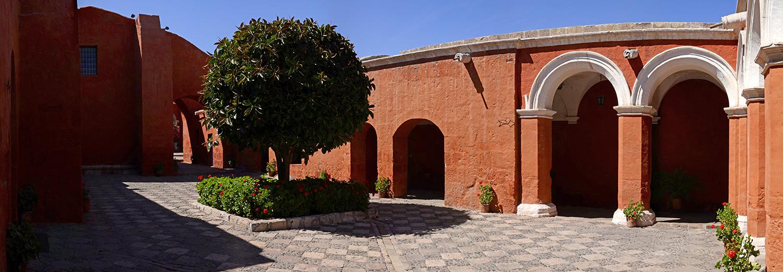 Arequipa, monastère Santa Catalina