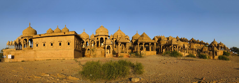 Jaisalmer, Bara Bagh