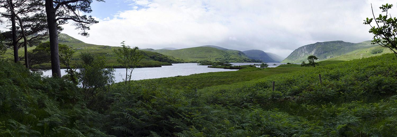 Comté de Donegal, Glenveagh N.P. (Lough Veagh)