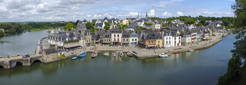 Auray - Port de Saint-Goustan