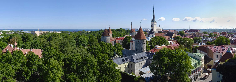 Estonie, Tallinn
