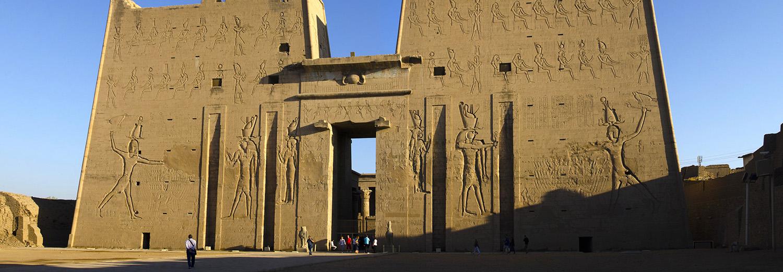 Edfou, temple d'Horus