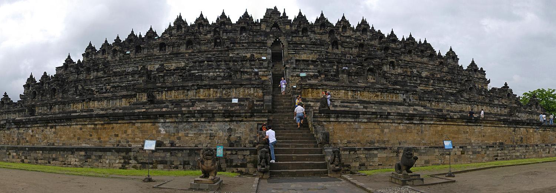 Java - Borobudur, Candi Borobudur