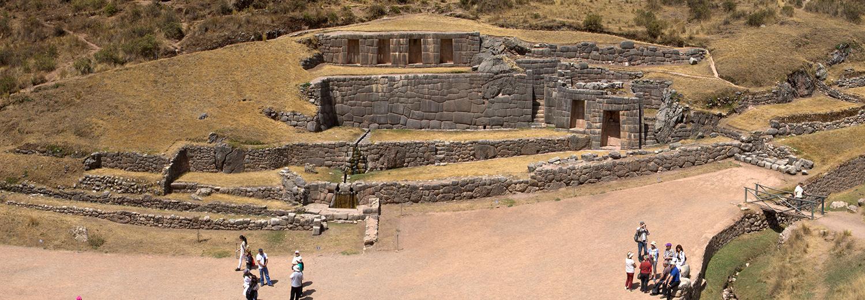 Cusco, Tambomachay
