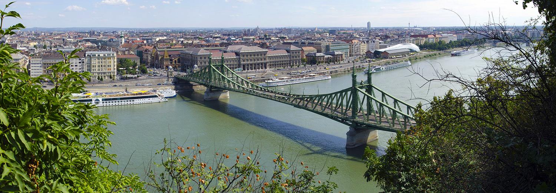 Budapest, pont Szabadsag