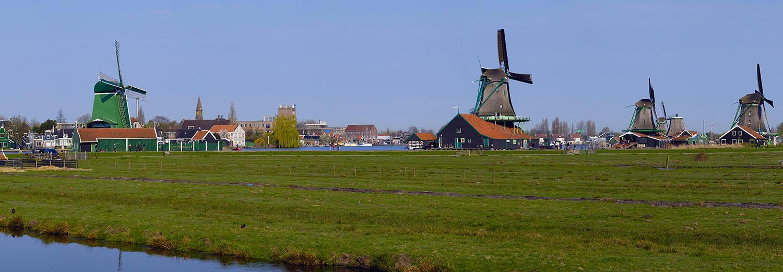 Zaandam, Zaanse Schans