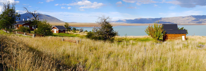 Lago Argentino, Brazo Rico
